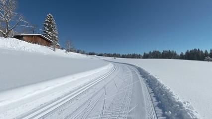 winterlandschaft 360°