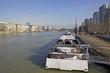 vue sur la Seine depuis le pont Mirabeau, Paris