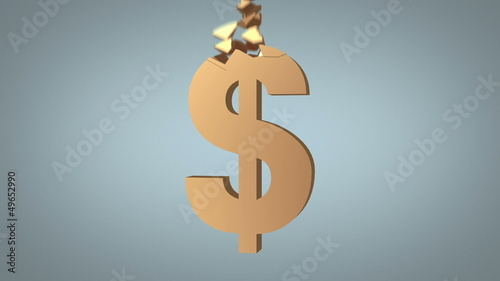 fast dollar sign reconstruction concept