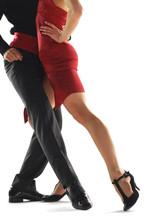 elegnace danseurs de tango