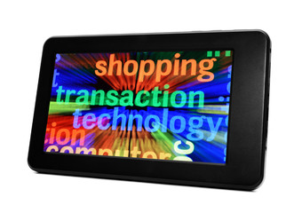 Shopping transaction technology