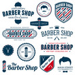 Barber shop graphics