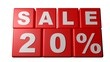 Sale 20% - Sales - Rebajas - Saldi