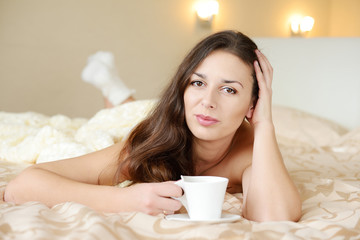 coffee to bed