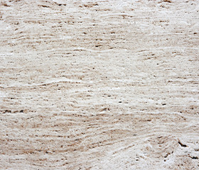 Natural beige marble. Natural pattern on the old granite.