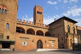 Italy, Bologna King Enzo palace