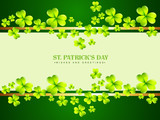 vector st patrick's day design illustration