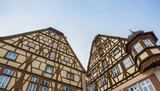 Medieval Architecture, Rothenburg ob der Tauber, Germany