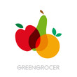 Vector 	Logo Greengrocer