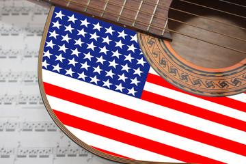 Folk-Song  USA