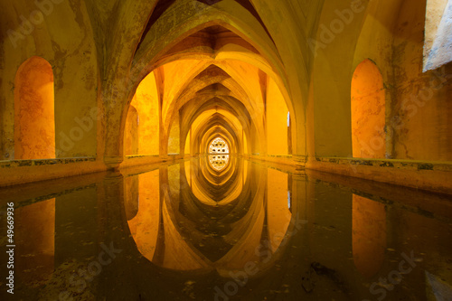 Royal Alcazar of Sevilla, SPain