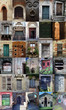 old italian doorways
