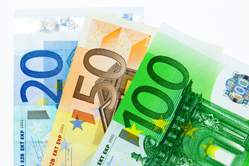Euro Gelscheine