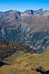 Cheneil - Vista dal Grand Tournalin