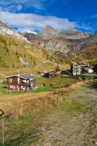 Cheneil - Valtournenche , Val D'Aosta