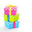 Drei kleine Geschenke