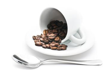 caffe' tostato in tazza