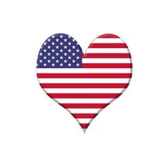 USA heart.