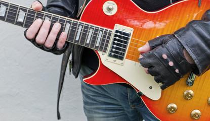 guitar gloves