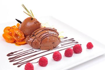 mousse au chocolat - Dessert