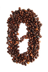 0 - number from coffee beans