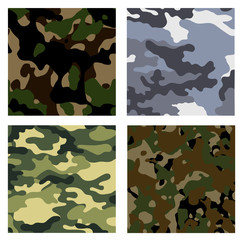 military backgrounds