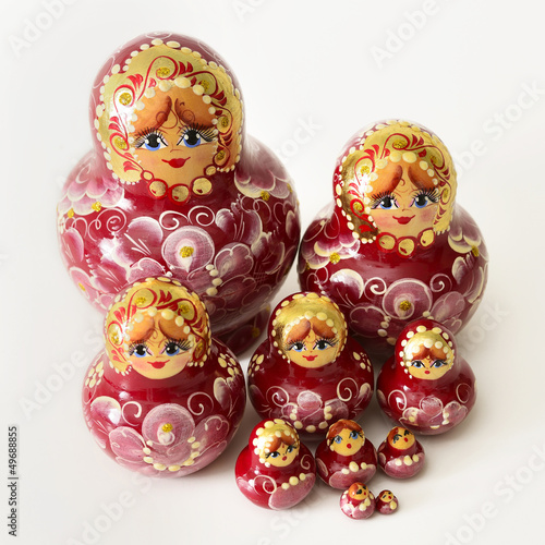 Mariée russe ordre belle