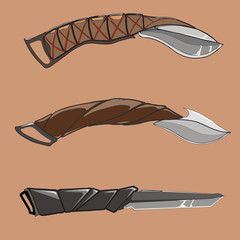 some knifes