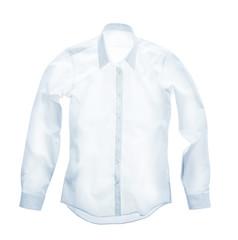 Herrenhemd in Weiß