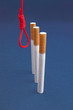 Cigarettes and hanging rope