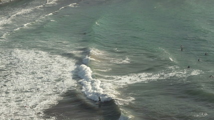 Sea waves, super slow motion, shot at 240fps