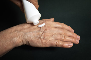 Cream for hands