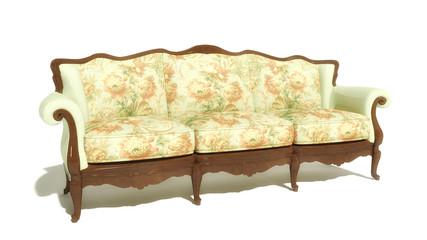 Klassisches Sofa 3
