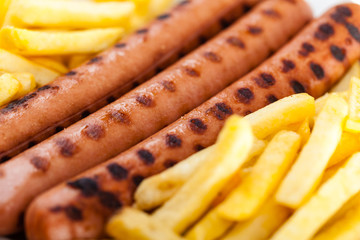 Fast Food Macro