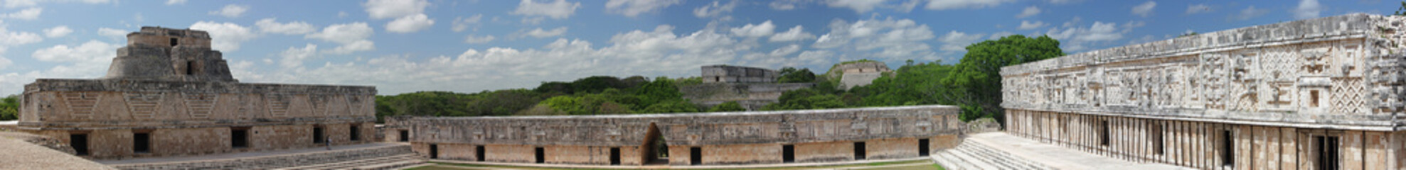 nunnery quadrangle uxmal