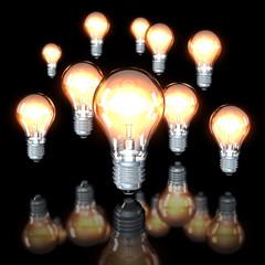 10 glühlampen
