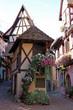 Street in Eguisheim