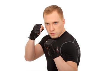 Kampfhaltung