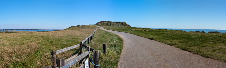 Hengistbury Head Path