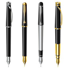 Fountain pen set