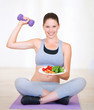 Healthy choices for body strength