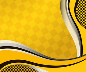 vector checkered racing background. EPS10 vector
