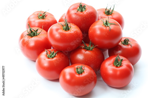 Tomato heap