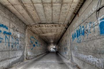 narrow gallery