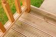Garden Decking corner - 49705144