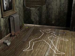 Toter im Apartement