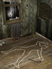 Mord im Apartement