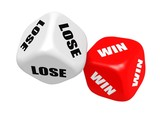 Win lose dices