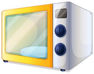 A microwave