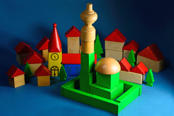 Kirche und Moschee, q.
